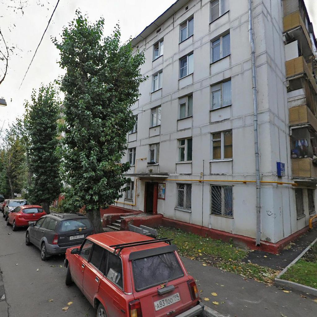 Помещение для фирмы Краснопрудный Большой тупик продажа коммерческая недвижимость космодемьянских ул