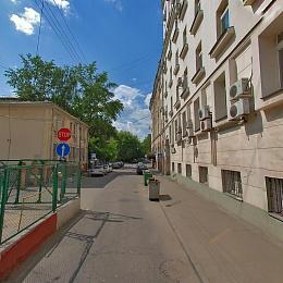 Помещение для фирмы Бурденко улица готовые офисные помещения Лужнецкий проезд